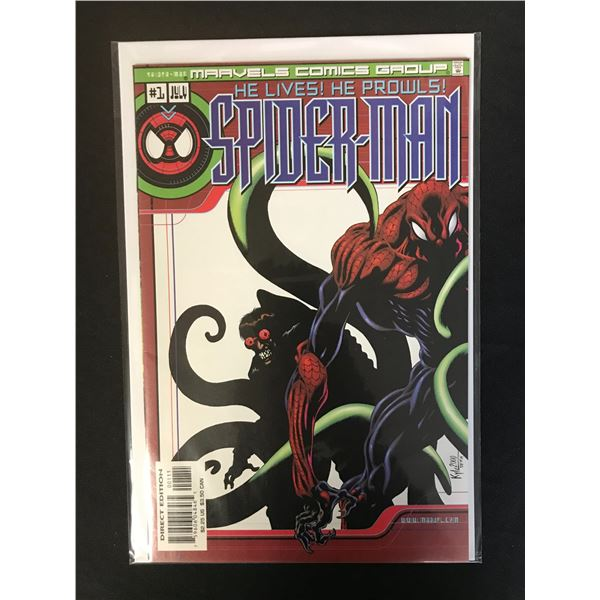 MARVEL COMICS SPIDER-MAN NO.1