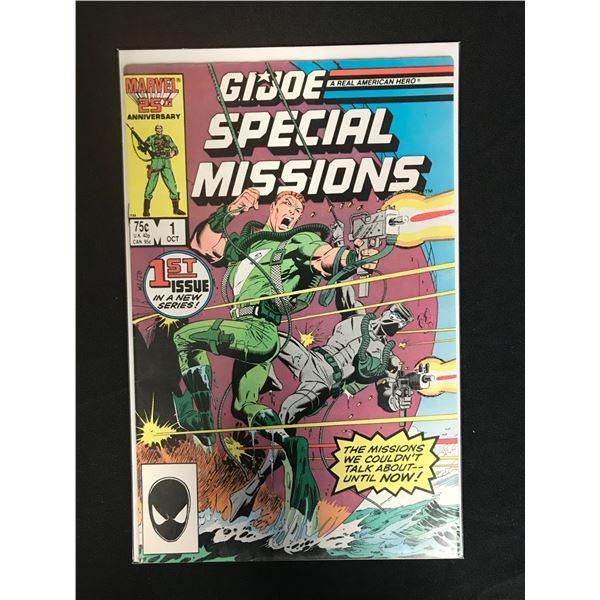 MARVEL COMICS G.I. JOE NO.1