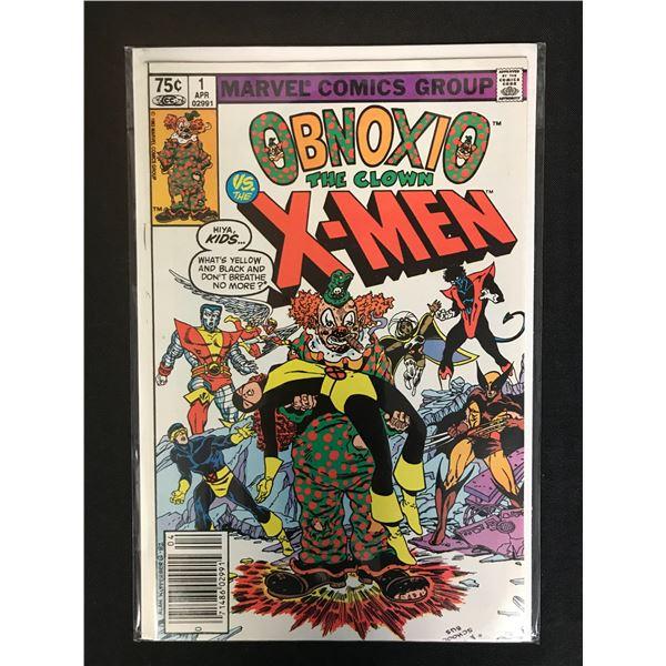 MARVEL COMICS THE CLOWN X-MEN NO.1