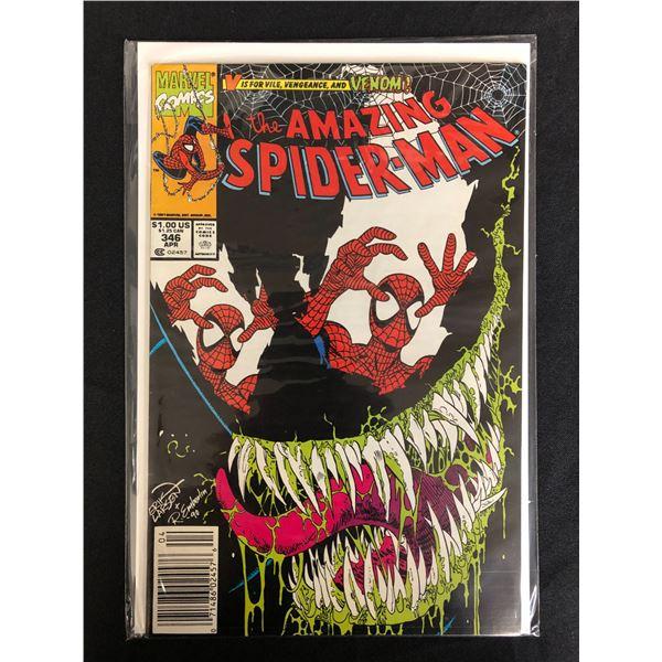 MARVEL COMICS THE AMAZING SPIDER-MAN NO. 346