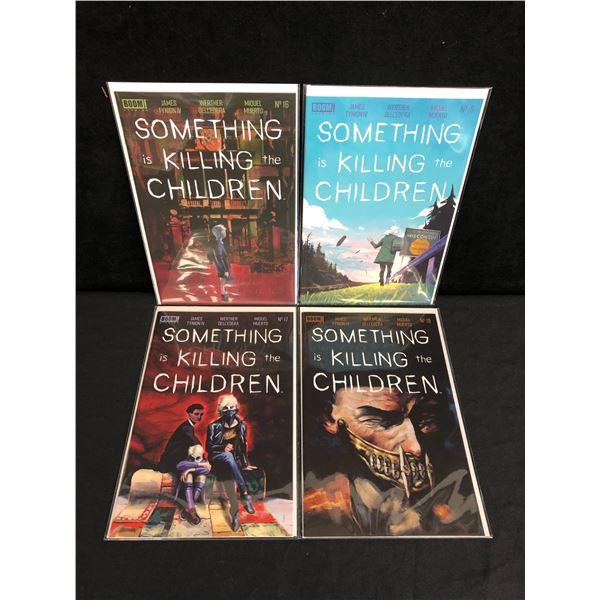 SOMETHINGS KILLING THE CHILDREN COMIC BOOK LOT
