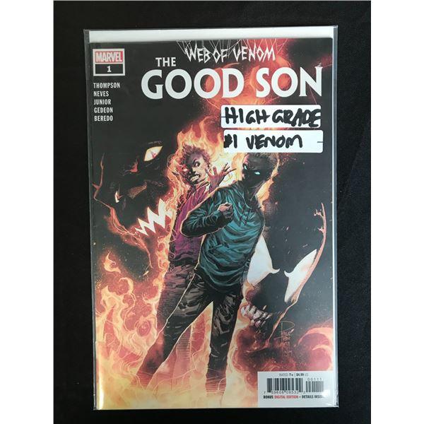 MARVEL COMICS WEB OF VENOM  THE GOOD SON NO. 1