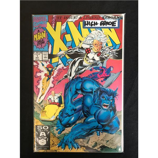MARVEL COMICS X-MEN NO.1