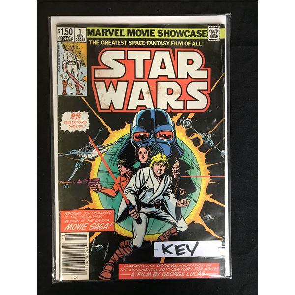 MARVEL COMICS STAR WARS NO.1 (1.50)