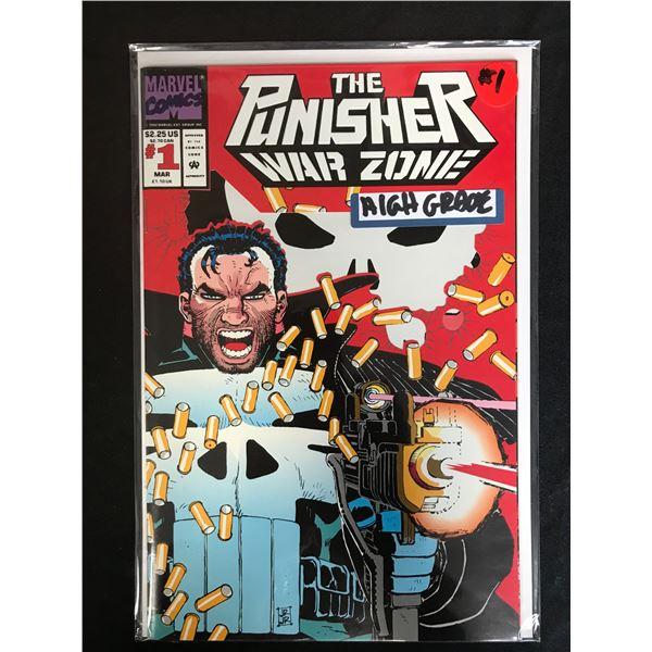 MARVEL COMICS THE PUNISHER NO.1