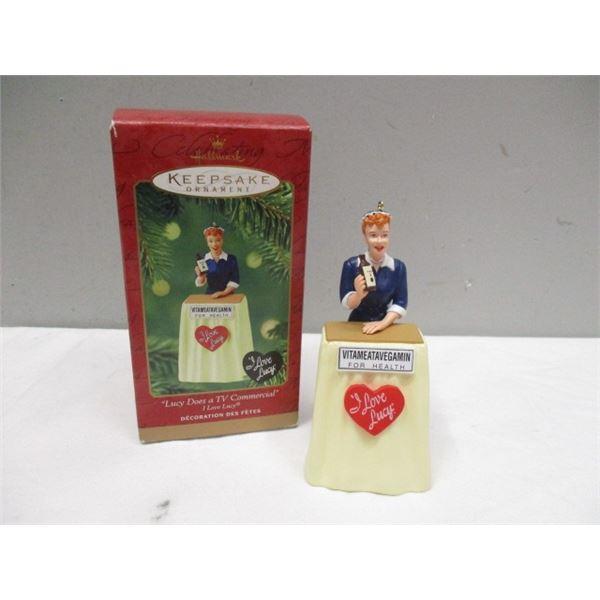 Hallmark Keepsake Ornament I Love Lucy