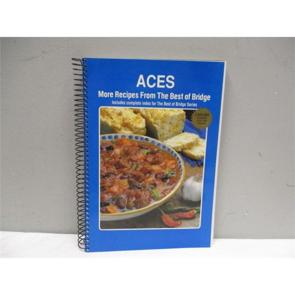Book Aces Recipe Book