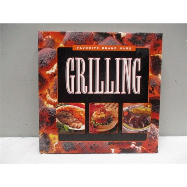 Book Grilling