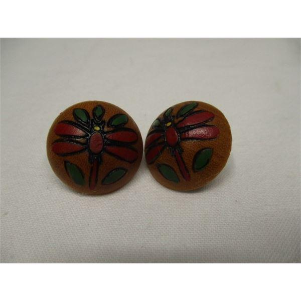 Dragonfly Pierced Earrings