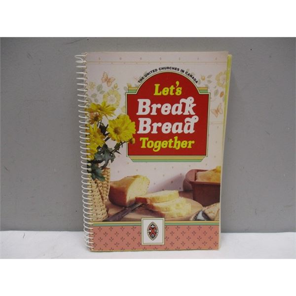 Book Lets Break Bread Together