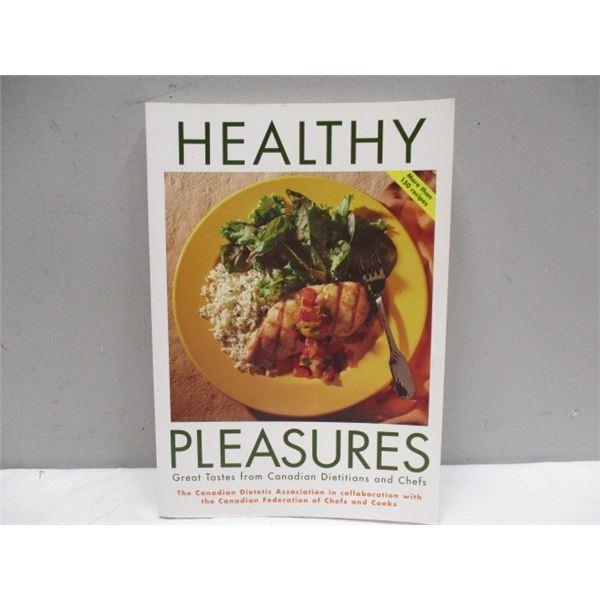 Book Healthy Pleasures