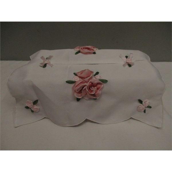 Tissue Cover & Full Box Of Tissues