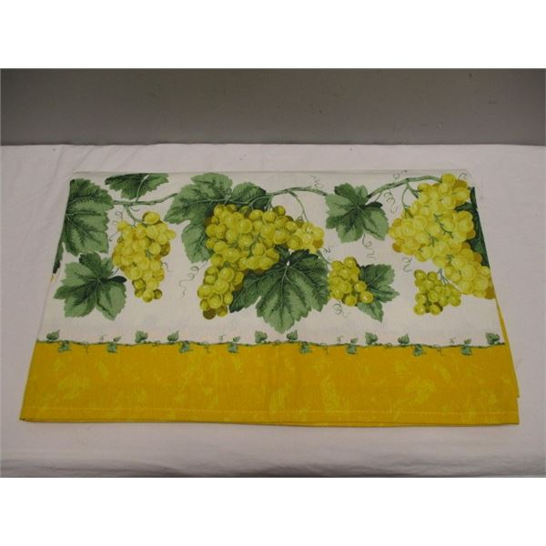 Cotton Tablecloth Made In Italy