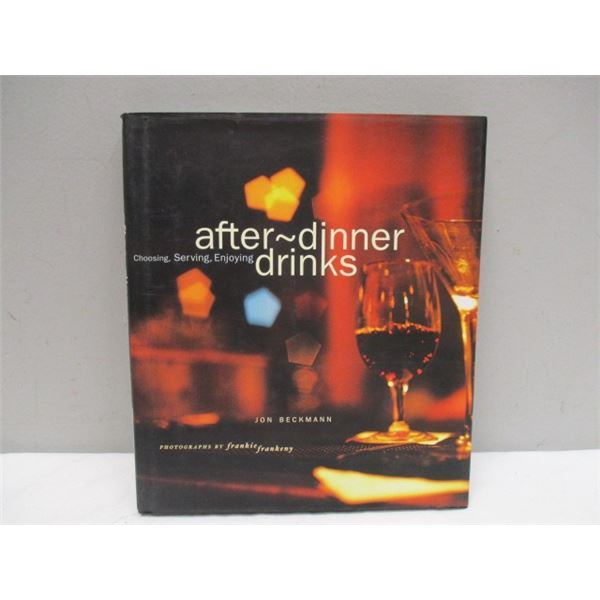 BOOK After Dinner Drinks
