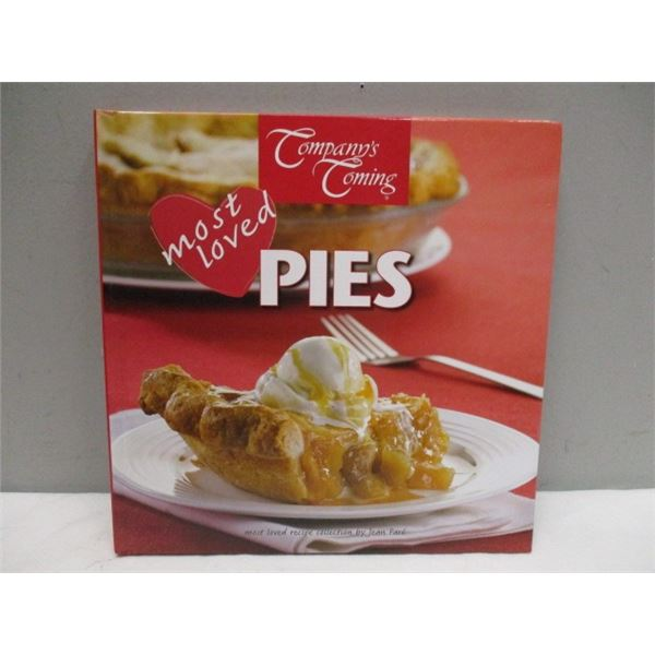 BOOK Company's Coming Most Loved Pies