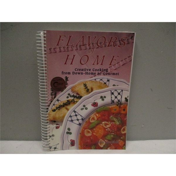 BOOK Flavours of Home
