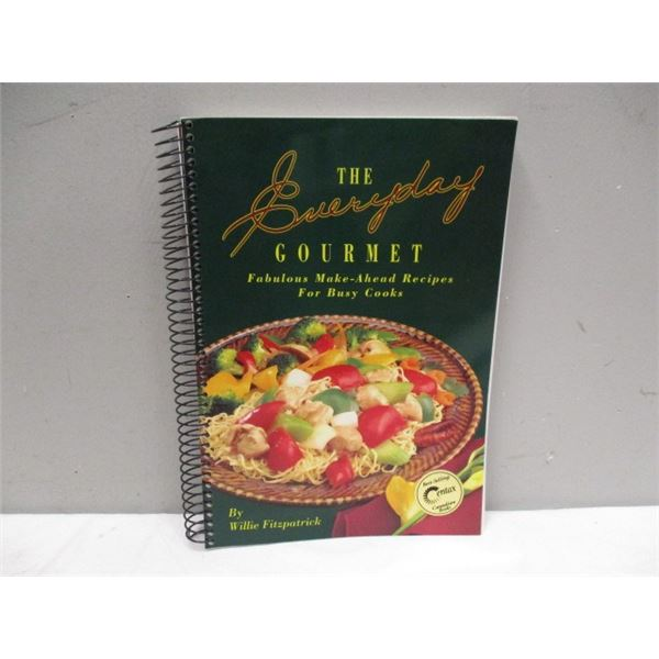 BOOK The Everyday Gourmet
