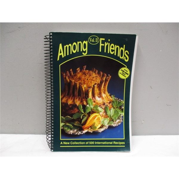 BOOK Among Friends Volume 2