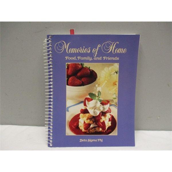 BOOK Memories of Home