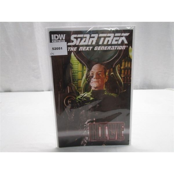 IDW Star Trek Next Generation #1 Comic