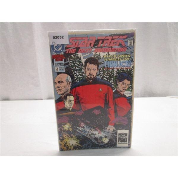 DC Comics Star Trek Next Generation No 2