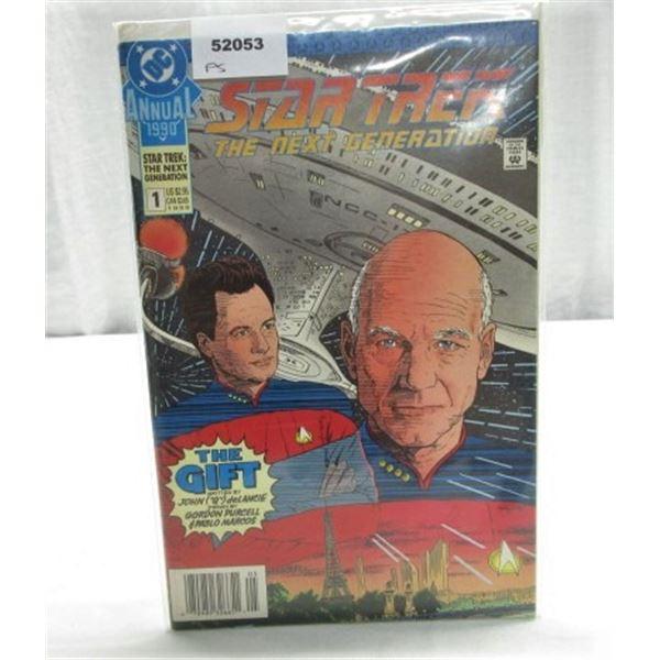 DC Comics Star Trek Next Generation No 1