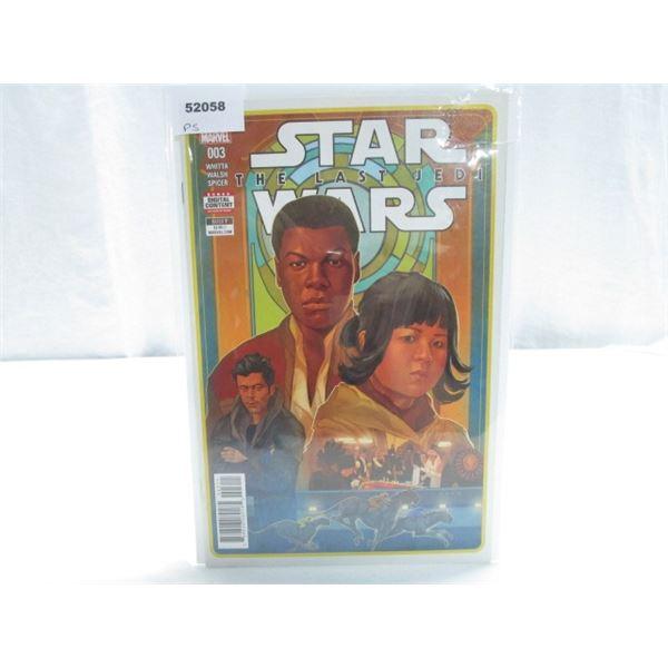 Marvel Comics Star Wars No 003