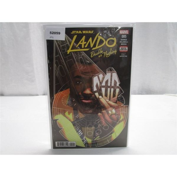 Marvel Comics Lando No 005