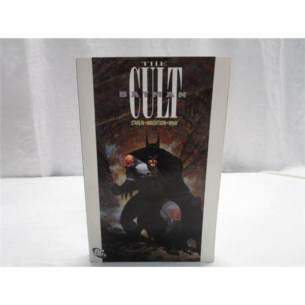 BOOK DC Comics Batman The Cult