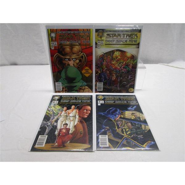 Star Trek Deep Space Nine Lot of 4 Comics