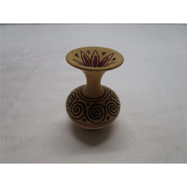 Hand Painted Mini Vase