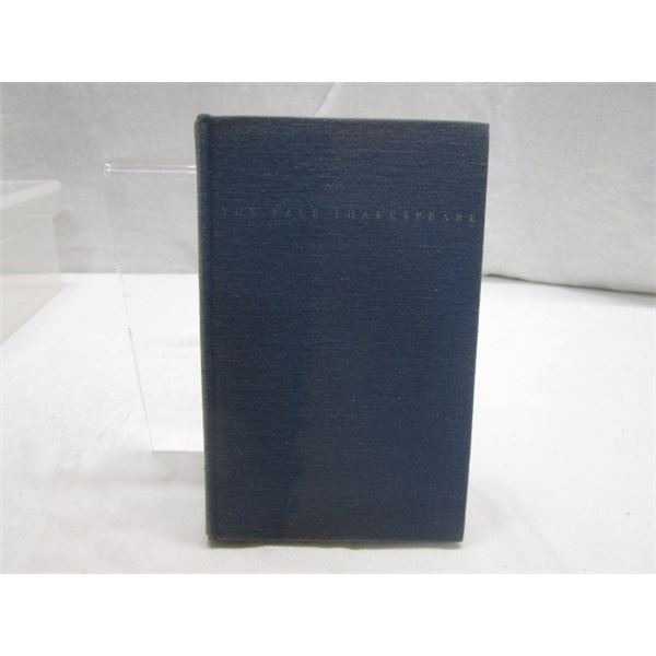 1923 BOOK The Yale Shakespeare