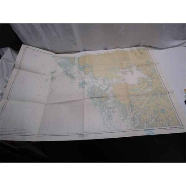1969 Parry Sound and Approaches