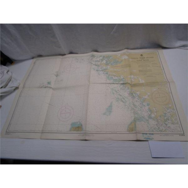 1970 Giants Tomb Island to Lone Rock Georgian Bay