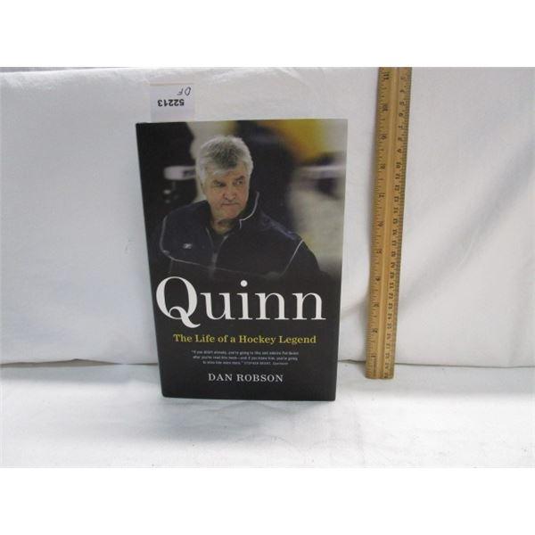 BOOK Quinn The Life of a Hockey Legend
