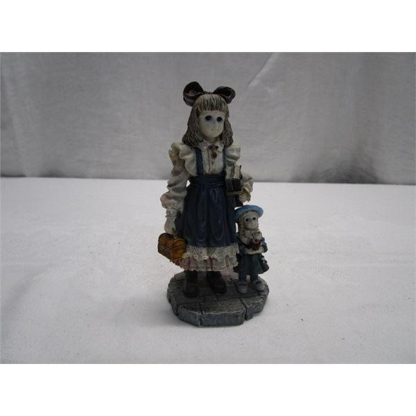 Ltd Edition Yesterday's Child Figurine