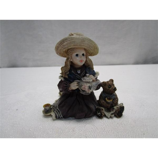 Limited Ed Yesterday's Child Figurine