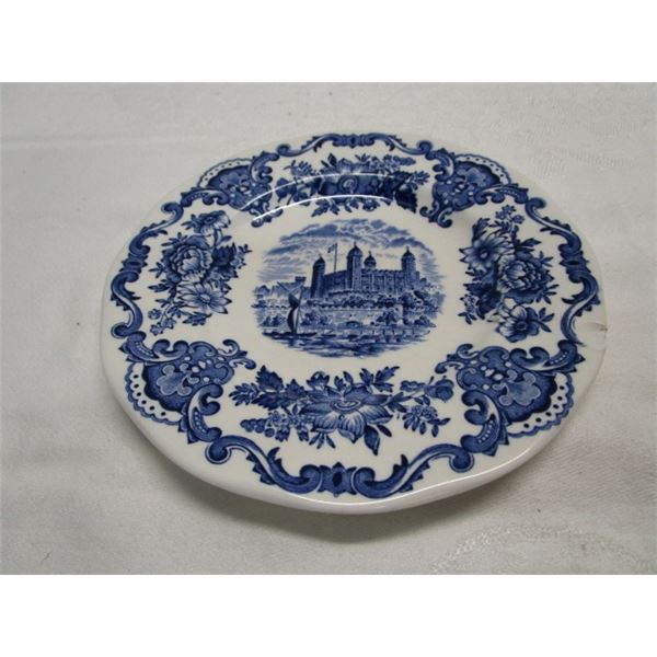 "Enoch Wedgwood Tunstall Plate 6"""