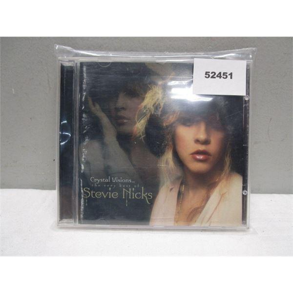 Stevie Nicks Crystal Visions Pre Owned CD
