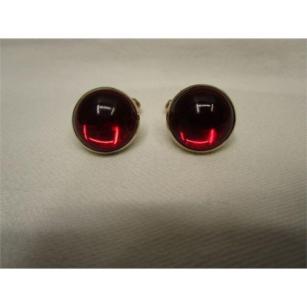Signed TUX Cuff Links