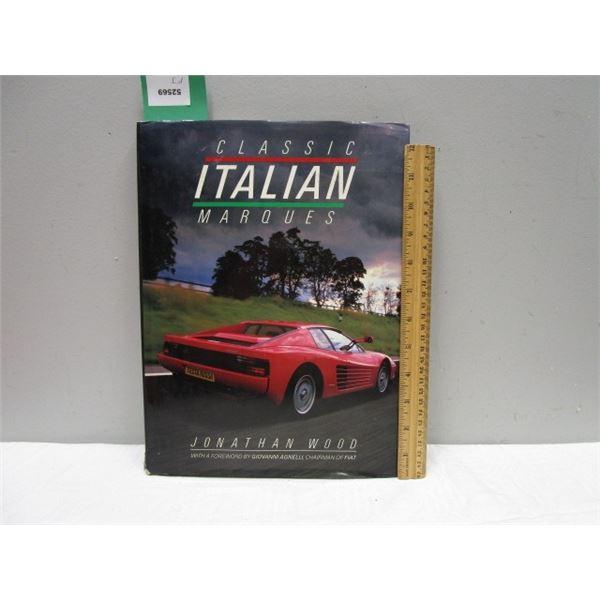 BOOK Classic Italian Cars
