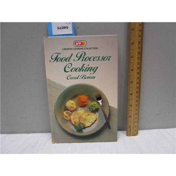 BOOK Food Processor Cooking