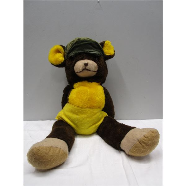 Vintage Punkinhead Teddy Bear