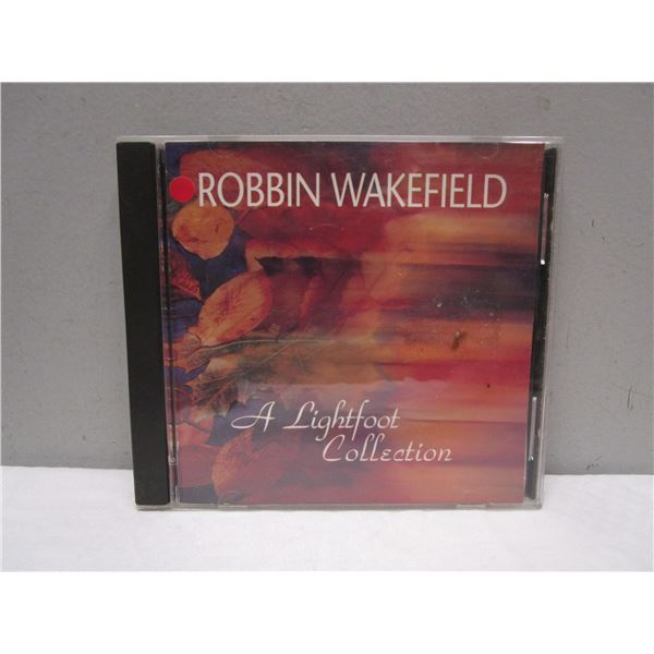 CD Robbin Wakefield A Lightfoot Collection