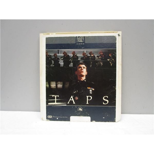 Vintage Video Disc TAPS Great Wall Art