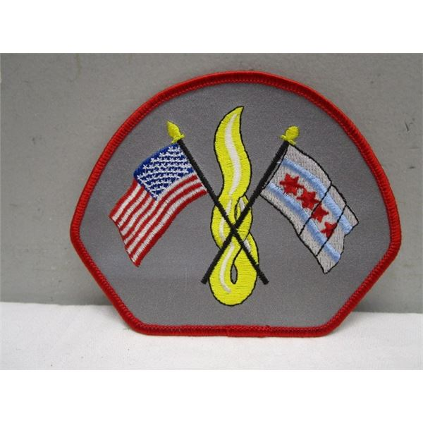 Patch Chicago Fire Department