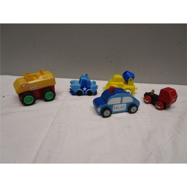 Assorted Toy Cars Lot