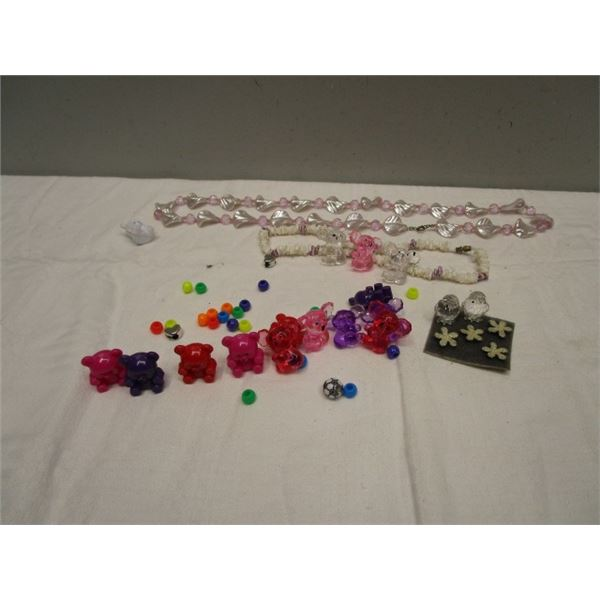 Funky Lot Beads and more