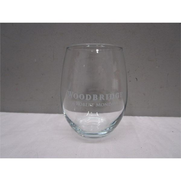 Robert Mondavi Woodbridge Glass