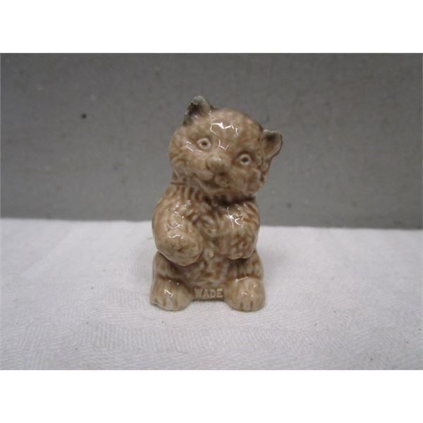 Wade Kitten Figurine